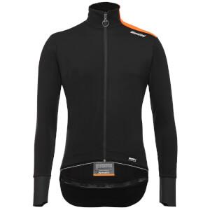 Santini Vega Xtreme Polartec Jacket - Black