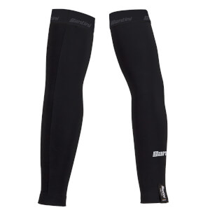 Santini Nuhot Acquazero Arm Warmers - Black
