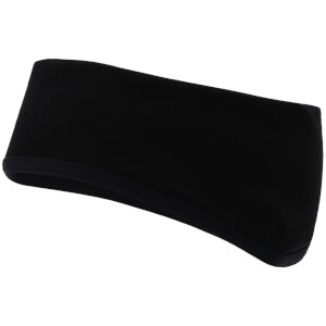 Santini Wool Winter Head Band - Black