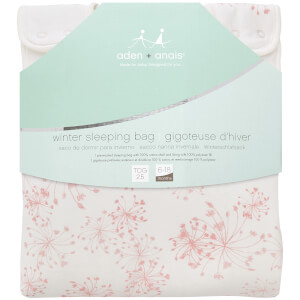 aden + anais Winter Sleeping Bag Lovely Reverie - Dandelion: Image 2