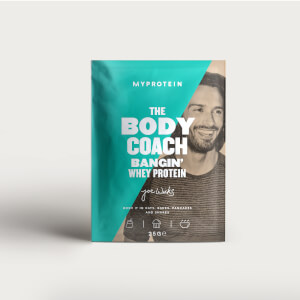 The Body Coach Bangin' Whey Protein (Sample)