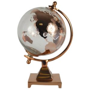 Copper Globe (9.5 Inch)