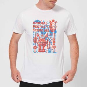 American Horror Story Freakhouse Tools Herren T-Shirt - Weiß