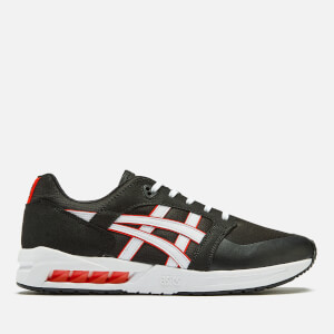 Asics Men's Lifestyle Gelsaga Sou Trainers - Black/White