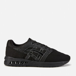 Asics Men's Lifestyle Gelsaga Sou Knitted Trainers - Black/Black