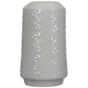 Paddle Large Vase - Grey