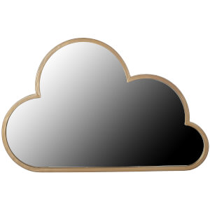 Cloud Mirror - Gold