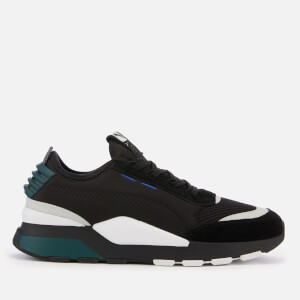 Puma Men's RS-0 Winter INJ Toys Trainers - Puma Black/Ponderosa Pine
