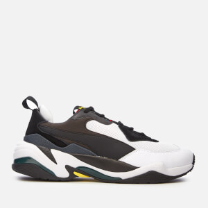 Puma Men's Thunder Spectra Trainers - Puma Black/High Risk Red
