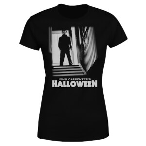 Halloween Mike Myers Dames T-shirt - Zwart