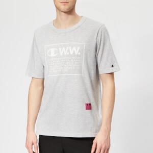 Champion X WOOD WOOD Men's Rick T-Shirt - Grey