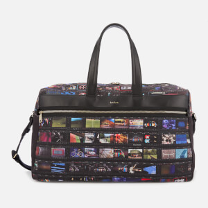 Paul Smith Men's Mini Film Strip Holdall - Black
