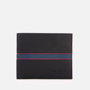Ted Baker Men's Musta Bifold Wallet - Black