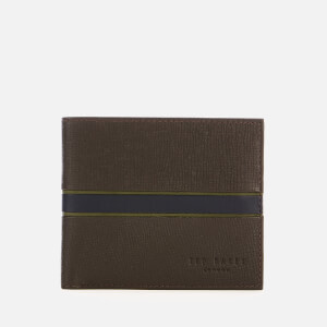 Ted Baker Men's Musta Bifold Wallet - Chocolate