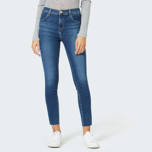 J Brand Women's Alana High Rise Skinny Jeans - Hewes