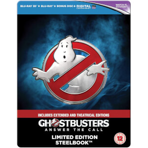 Ghostbusters (2 Disc Magnet Steelbook)