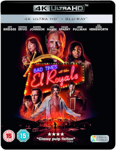 Bad Times at the El Royale - 4K Ultra HD (Includes 2D Blu-ray)