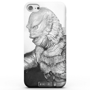 Universal Monsters Creature From The Black Lagoon Classic Phone Case for iPhone and Android