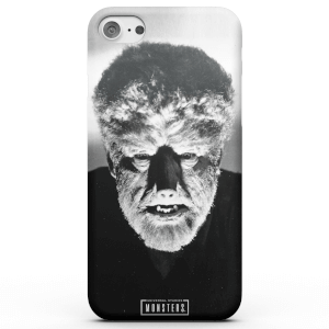 Coque The Wolfman Universal Monsters - iPhone & Android