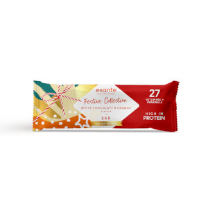 Meal Replacement White Chocolate Orange Bar
