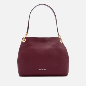 MICHAEL MICHAEL KORS Women's Raven Shoulder Tote Bag - Oxblood