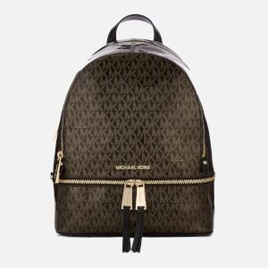 MICHAEL MICHAEL KORS Women's Rhea Zip Backpack - Signature