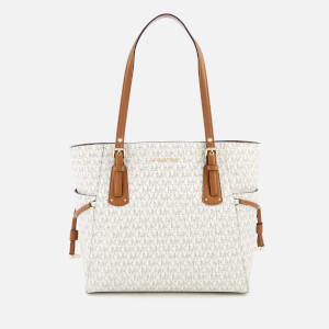 MICHAEL MICHAEL KORS Women's Voyager East West Tote Bag - Vanilla