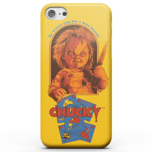 Funda Móvil Chucky Out Of The Box para iPhone y Android