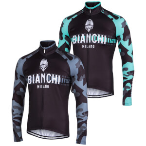 Bianchi Brennero Long Sleeve Jersey
