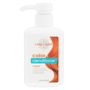 Keracolor Colour + Clenditioner - Copper 355ml