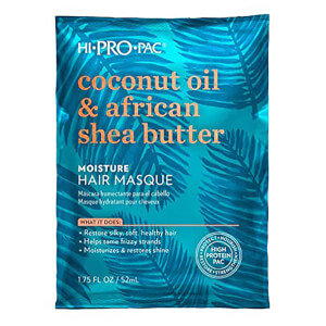 HI PRO PAC Coconut Oil and African Shea Butter Masque 52ml