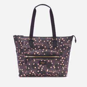 Radley Women's Clouds Hill Medium Zip-Top Workbag - Charcoal