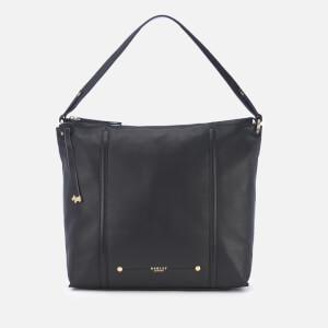 Radley Women's Kew Palace Large Hobo Zip Top Bag - Black