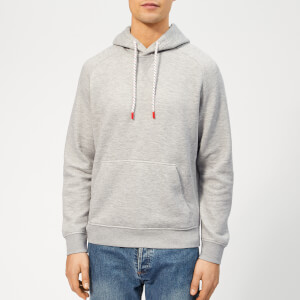 Orlebar Brown Men's Bridstow Hoody - Grey Melange