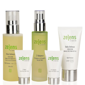 Zelens Summer Defence Set (Worth £181.00)
