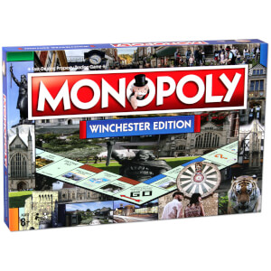 Monopoly Board Game - Winchester Edition