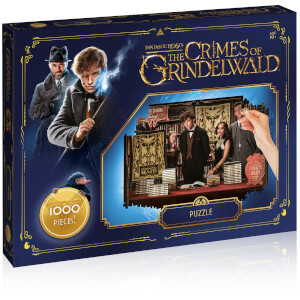 Fantastic Beasts 1000 Piece Puzzle