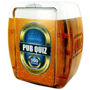 Top Trumps Quiz Game - Pub Quiz Edition