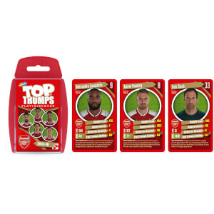 Top Trumps Specials - Arsenal FC 2017/18