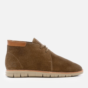 Barbour Men's Boughton Suede Chukka Boots - Cola