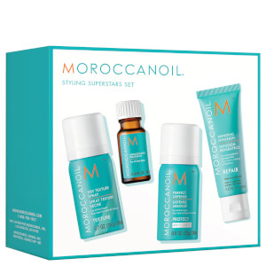 Moroccanoil Try Me Must Haves