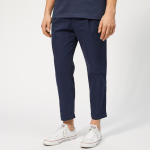 Tommy Jeans Men's Turn Up Chinos - Black Iris