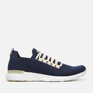 Athletic Propulsion Labs Men's TechLoom Breeze Trainers - Navy/Parchment/White