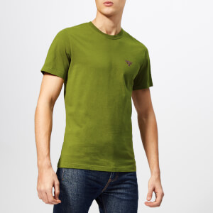 Barbour Men's Logo T-Shirt - Vintage Green