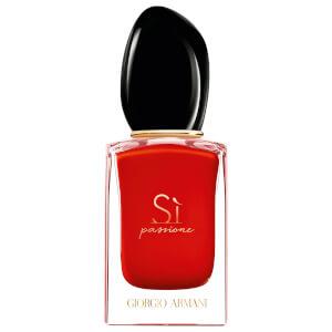Armani SI Passione Eau de Parfum (Various Sizes)