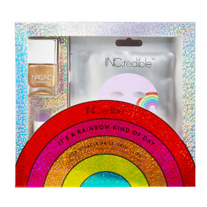 Conjunto It's A Rainbow Kinda Day da INC.redible