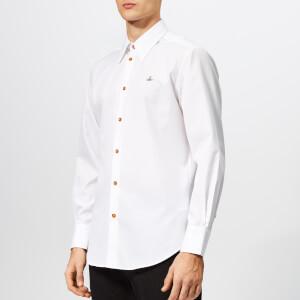 Vivienne Westwood Men's Classic Firm Poplin Shirt - White