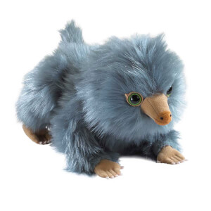 Fantastic Beasts Baby Niffler Plush - Grey