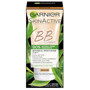 Garnier Natural BB Cream Tinted Moisturiser Medium 50ml
