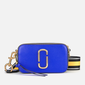 Marc Jacobs Women's Snapshot Cross Body Bag - Dazzling Blue Multi